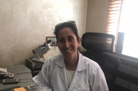 الدكتورة رانيه دحابره